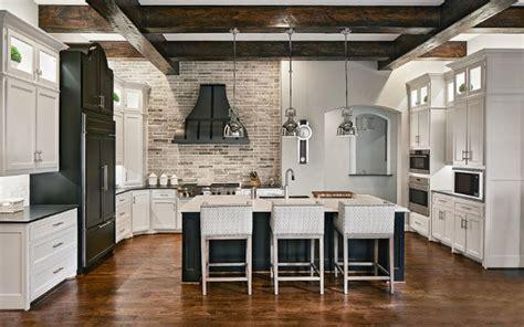 dapur mewah klasik inspirasi desain rumah