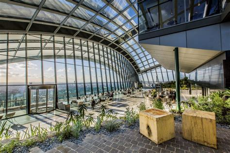 walkie talkie sky garden is now open for bookings now