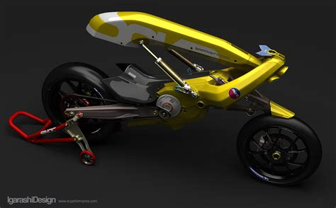 Motorrad I Robot by Motorcycle Robot 187 Motorcycle News