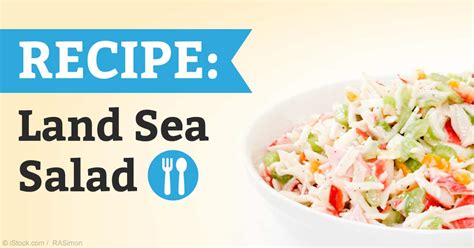 Depke Detox by Easy To Do Scallop And Crab Salad Recipe