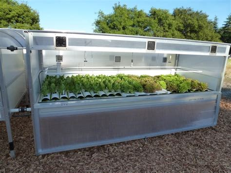 Gardening For Small Spaces - modular greenhouses the next big thing in urban farming
