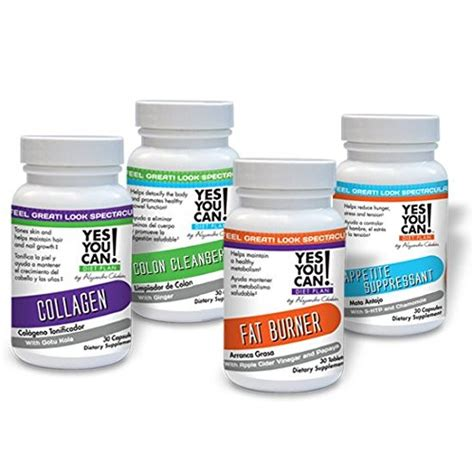Yes You Can Diet Detox by Yes You Can Diet Plan Transform Kit Food Lover Protein