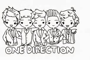 free coloring pages of one direction 2014