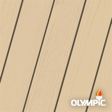 olympic maximum  gal rawhide solid color exterior stain
