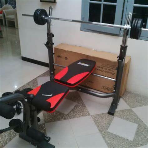 Alat Fitnes Leg Press daftar harga alat fitnes bench press terbaik untuk dirumah