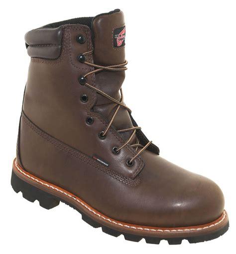 Original Blackmaster Low Boots Wings Black wing s 1209 8 quot waterproof work boots ebay