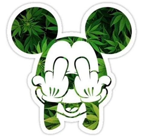Topi Snapback Stoorm Tropers Mci02 mickey mouse dope