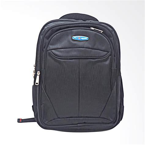 Tas Ransel Branding Kantor Perusahaan jual polo luxton kantor backpack tas ransel pria ib008 harga kualitas terjamin