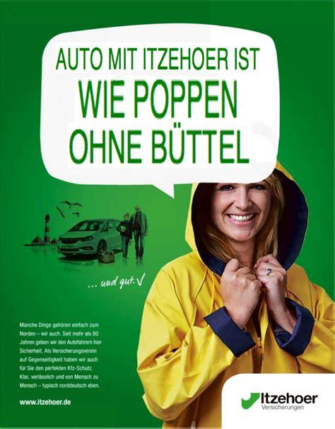 Versicherung Auto Itzehoer by Werbewitz Und Wie Ist Auto Mit Itzehoer Szene Ahrensburg