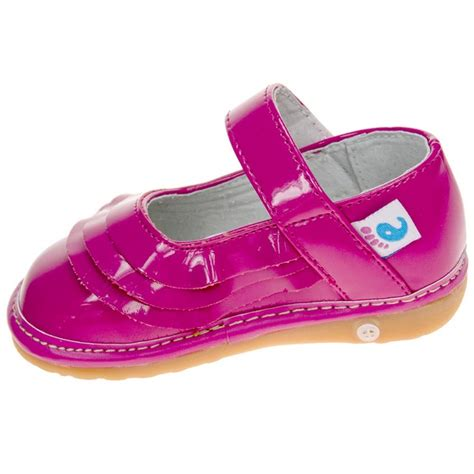 squeaky kid shoes toddler childrens faux leather squeaky shoes