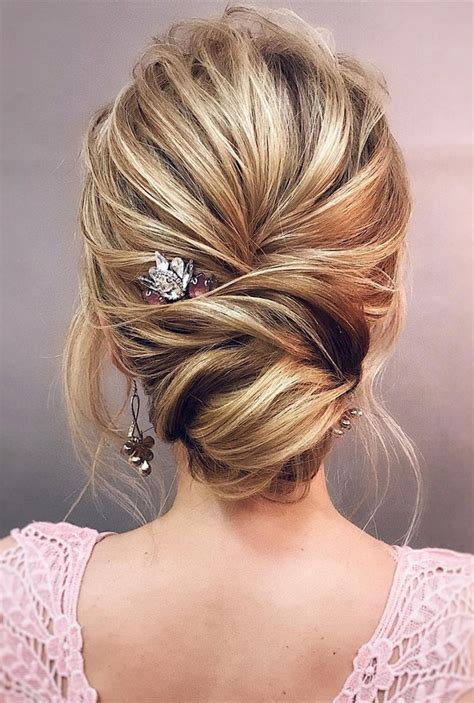 Wedding Updo Hairstyle Ideas by 12 So Pretty Updo Wedding Hairstyles From Tonyapushkareva