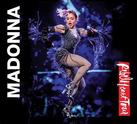 Cd Madonna World Tour rebel tour cd tracklist madonnaunderground