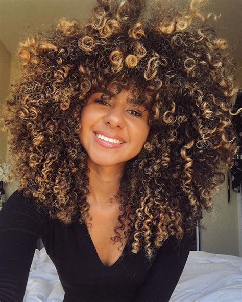 hair color for curly hair 10 hair colors of fall 2016