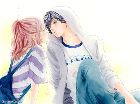27 Ao Haru Ride Hd Wallpapers Backgrounds Wallpaper Abyss