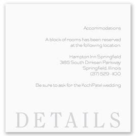wedding hotel accommodation card template wedding accommodation cards invitations by