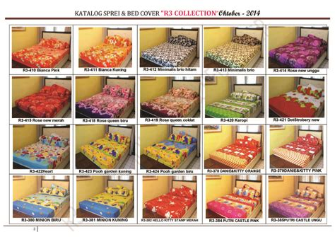 Sarung Bantal Guling Gendang r3 collection sprei bed cover