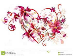 designing the beautiful beautiful valentines heart design stock image image 24942281