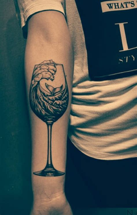 storm tattoos wine wedneday teacup storms and wine