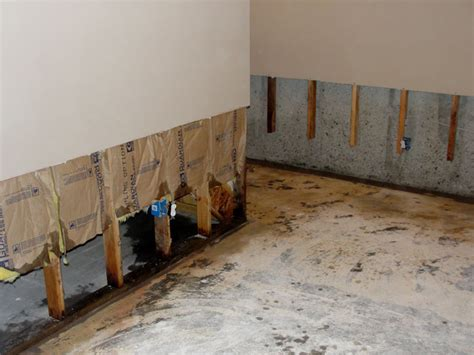 installing basement wall products upgrading your