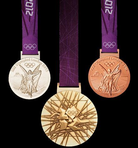 Gamis Gwen Salt 2102 olympics bronze silver and gold medal