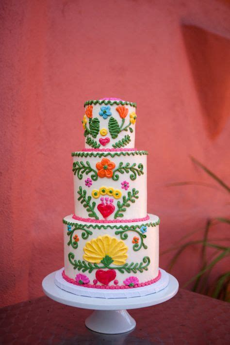 1000 ideas about mexican cakes on cake