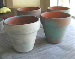 Terracotta Pots Monogram Your Terra Cotta Pots Simply Rooms By Design