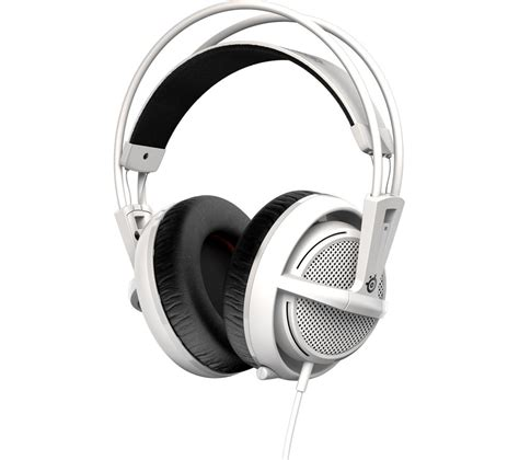 Headset Steelseries buy steelseries siberia 200 gaming headset white free delivery currys