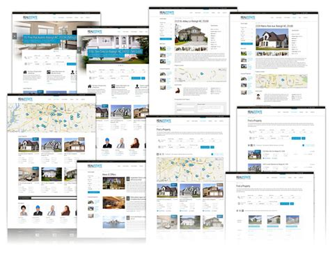 drupal themes sles theme features realestate html5 css3 drupal theme