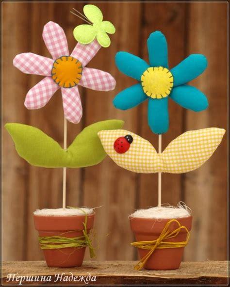 fiori imbottiti di stoffa cucito creativo come fare fiori imbottiti in stoffa
