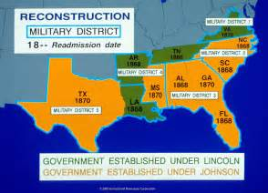 Military districts map http users humboldt edu ogayle