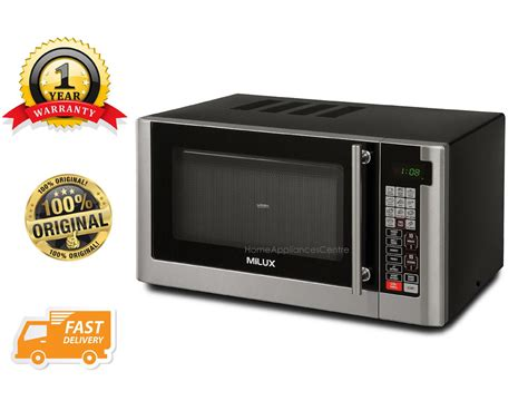 Oven Milux milux 30l large capacity microwave end 12 25 2018 6 15 pm
