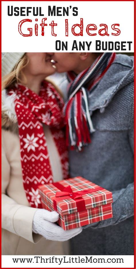 useful men s gift ideas for any budget christmas gift