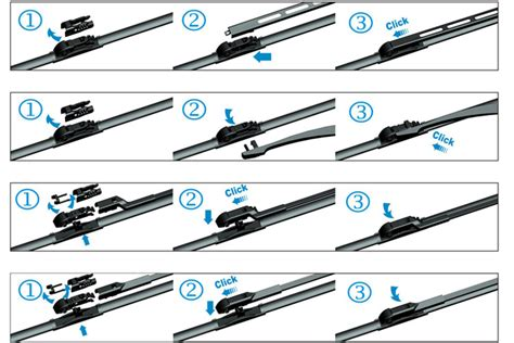 Raiton Wiper Blade 20 Inch 500 Mm how to change wiper blades refresh windshield wipers
