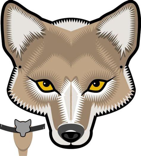 printable emu mask masks peter o toole and wolf mask on pinterest