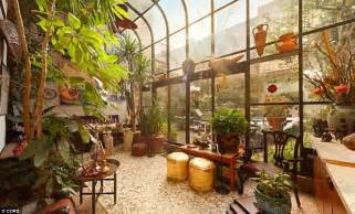 Solarium Room The 10million Manhattan Mansion With A 30 000 Gallon