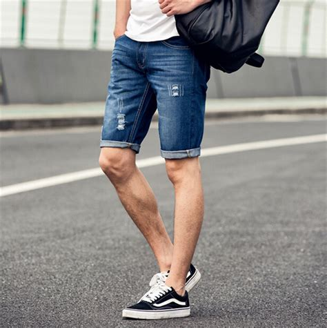 New Top Slim Shorto How To Wear Denim Shorts In Style This Summer The Idle