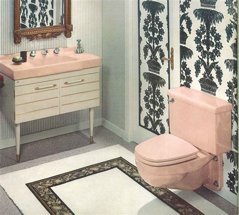 colored toilets and sinks the color pink in bathroom sinks tubs and toilets from