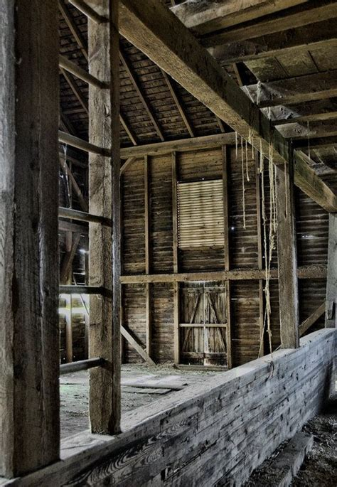 barn with loft barn loft ladder barns pinterest