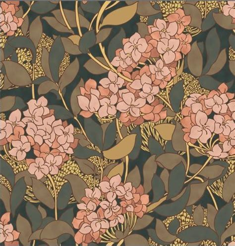 design pattern decorator c hydrangea patterns pinterest 꽃 및 디자인