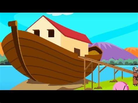 film nabi nuh cartoon 46 noah s ark and the flood book of genesis i animated