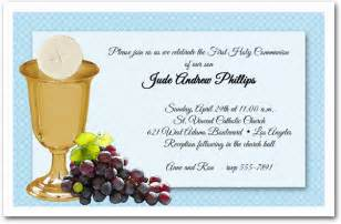 holy communion invitations templates communion invitation template best template collection
