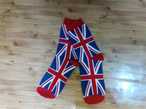 Harga Kaos Kaki Bahasa Inggris by Jual Beli Kaos Kaki Motif Bendera Inggris Baru