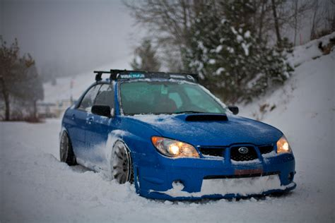 subaru impreza in snow subaru snow plow true driving