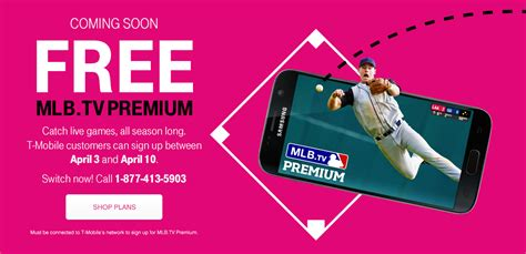 mlb mobile t mobile giving free mlb tv subscription for a year to