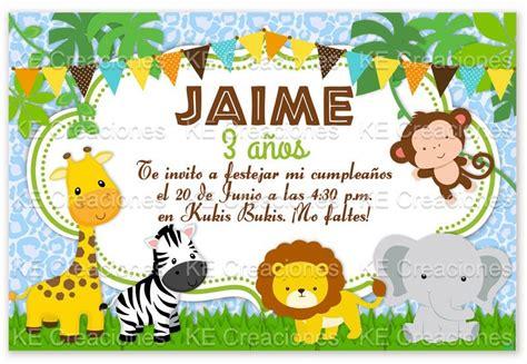 imagenes de animales bebes para baby shower dibujos animales de la selva bebes buscar con google