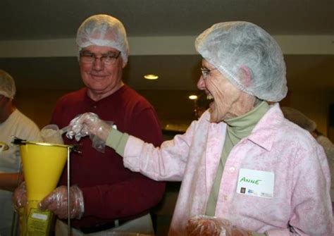 Wachusett Food Pantry by Town Country Apartment Residents Package 20 000 Meals