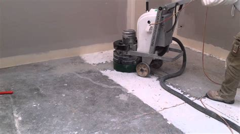 How To Remove Paint From A Garage Floor by Remove From Concrete Floor Decor23