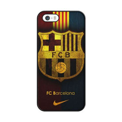 Casing Hp Iphone 5 5s Great Fc Barcelona Logo Custom Hardcase Cover best barcelona iphone 5 products on wanelo