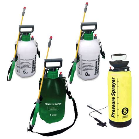 garden pressure sprayer knapsack weed killer chemical