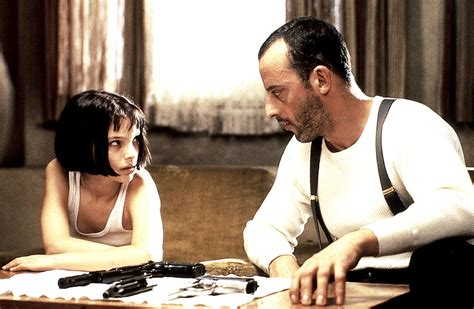 who is matilda in leon film bessons women who kick ass leon the professional film